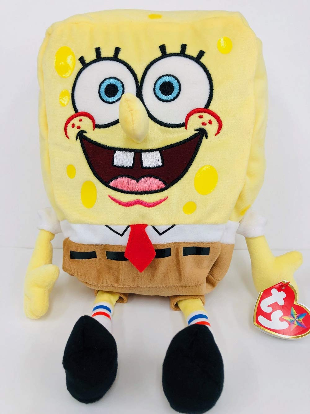 33960950819 Amazon.com  Ty Beanie Buddy Spongebob SquarePants  Toys   Games