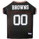 Cleveland Browns Dog Jersey Large