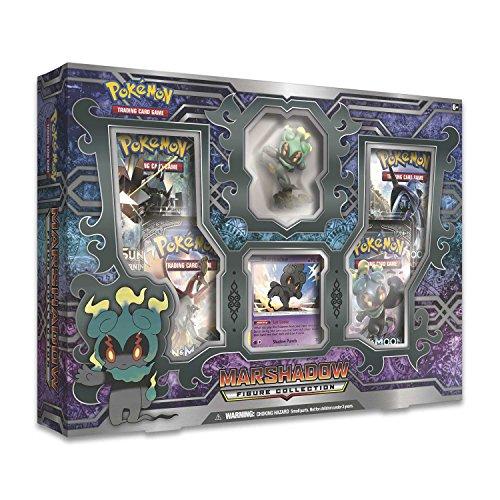 - Pokemon TCG: Marshadow Figure Collection Box