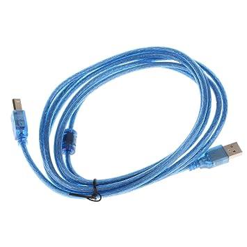 SM SunniMix USB 2.0 Mecanografíe A Varón A B El Cable del ...
