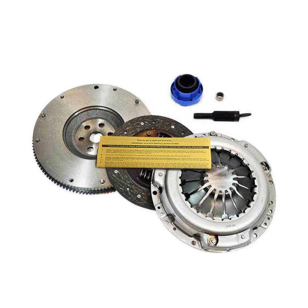 Amazon.com: EFT PREMIUM CLUTCH KIT & OEM FLYWHEEL for 95-01 FORD RANGER XL XLT 2.3L 2.5L: Automotive