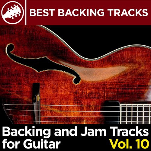 Backing and Jam Tracks for Guitar, Vol. 10
