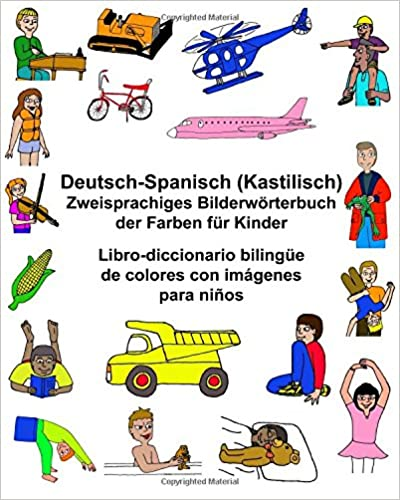 Amazon.com: Deutsch-Spanisch Kastilisch Zweisprachiges ...