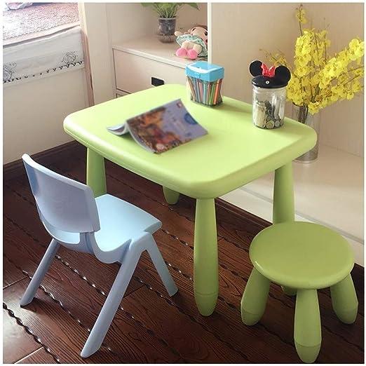 Mr.T Tabla heces del niño Mesas sillas de Escritorio de los niños ...