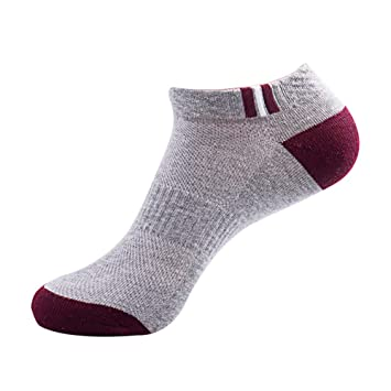 zhaoaiqin 5 Pares, Calcetines de los Deportes de los Hombres, Calcetines, Calcetines de