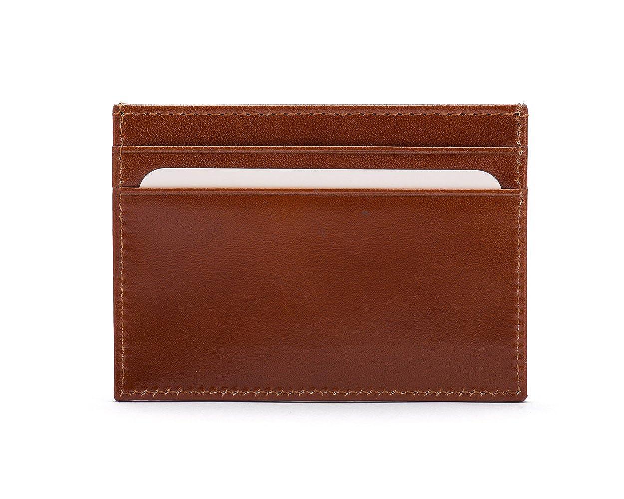 Amazon.com: sagebrown plana tarjeta de crédito cartera ...