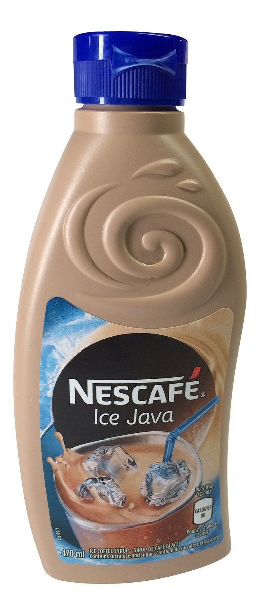 Nescafe Ice Java Cappuccino 6x470ml {Imported from Canada}