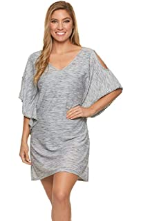 3ce96298dd Dotti Women's Wovens Tunic Swim Cover up at Amazon Women's Clothing ...