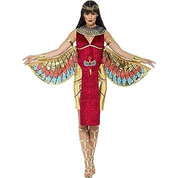 NET TOYS Disfraz Diosa Egipcia - S (ES 36/38) | Traje ISIS ...