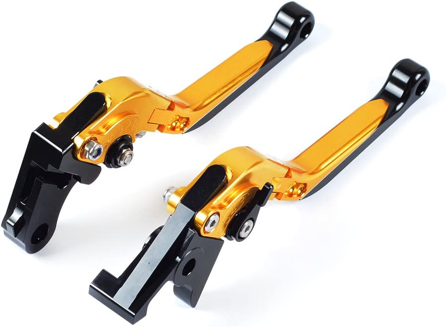 LC Tencasi Noir Pliable Extensible Leviers de Frein dembrayage pour BMW R Nine T 2014-2016 R1200RT//R1200GS Adventure R1200R//R1200RS 2015-2018 2014-2018 2013-2018 LC R1200GS