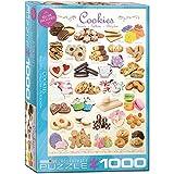 Eurographics Cookies 1000-Piece Puzzle