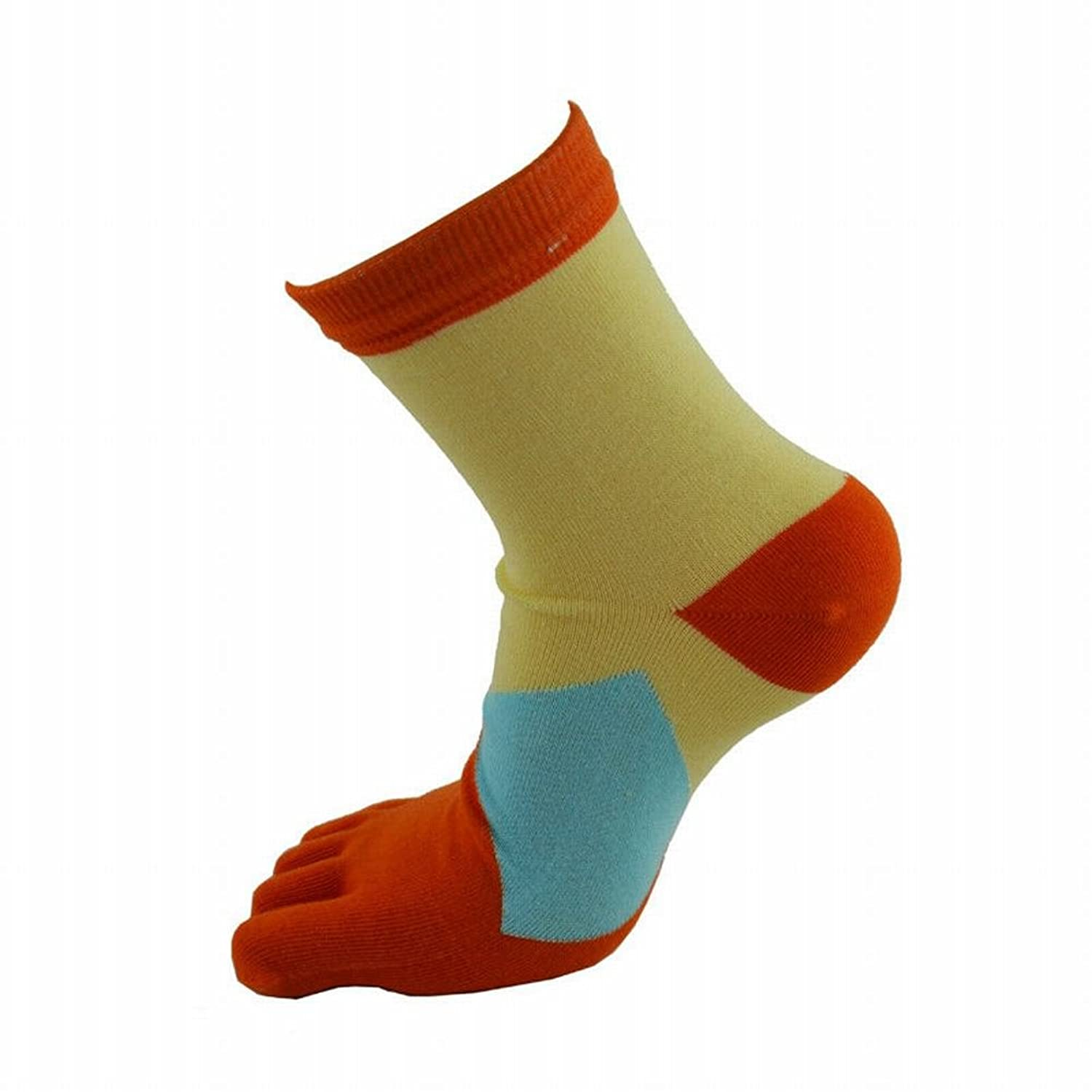 Women's Toe Socks Casual Five Crew Running Athletic Finger Sock