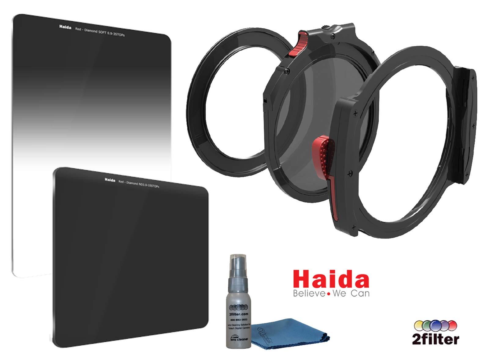 Haida 77mm M10 Red Diamond 100mm Essence Kit