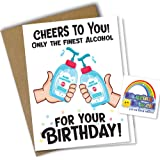 Funny Birthday Card Coronavirus Ruined Your Birthday Covid Gifts Greeting Card Amazon Ca Office Products
