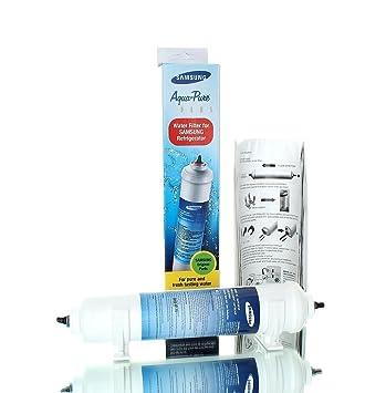 Para nevera y congelador de agua externo vertical Filtro de hielo ...