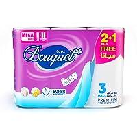 Sanita Bouquet Paper Kitchen Towel,28CM 2+1 Roll