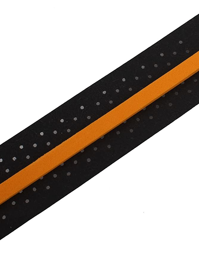 Amazon.com : Bolas Badminton Racket Sweat antiderrapante Absorva Grip Tape 110 centímetros Long Black : Sports & Outdoors