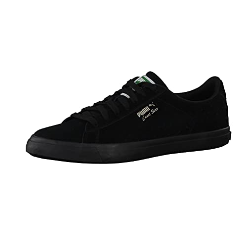 PUMA Court Star Scarpe Vulc Suede Uomo Sneaker Scarpe Star Black Leather 363222 01 689368