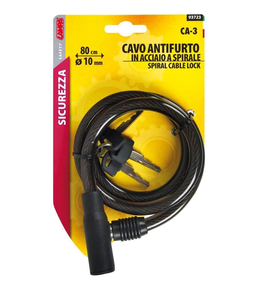 CAVO ANTIFURTO CA-1 CM65 MM12