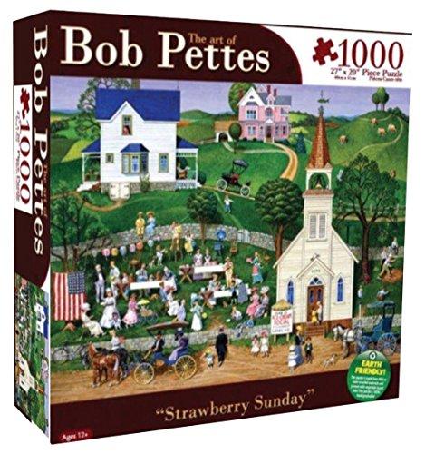 Karmin 8562-F 1000 Piece Puzzle (Pettes Karmin Puzzle Bob)