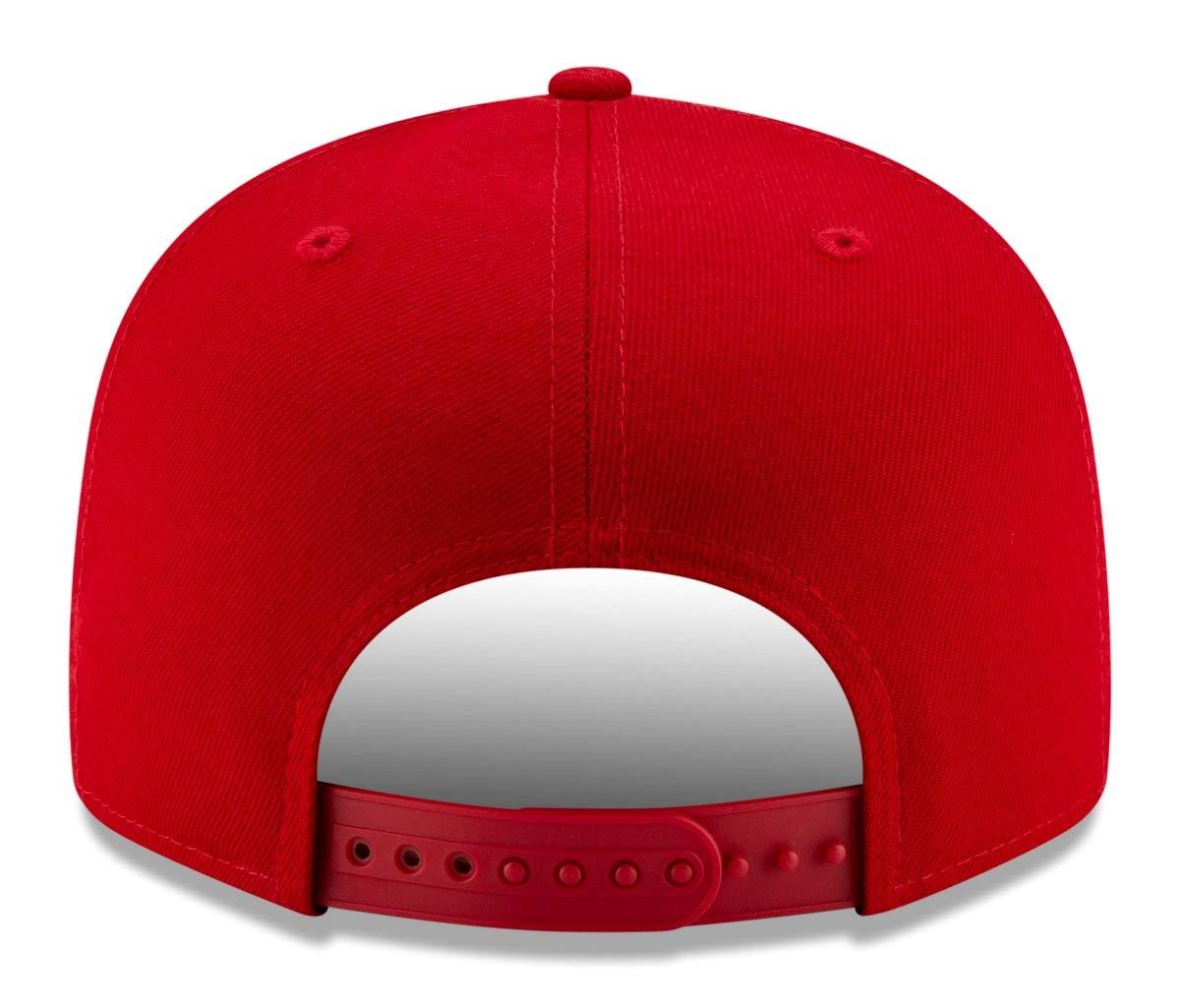 sports shoes 02964 6fd66 Amazon.com   New Era St. Louis Cardinals 9FIFTY MLB Logo Pack Alternate  Snapback Hat   Sports   Outdoors