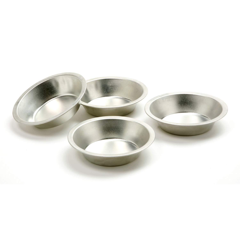 Norpro 3711 Tin Pie Pan Set of 4