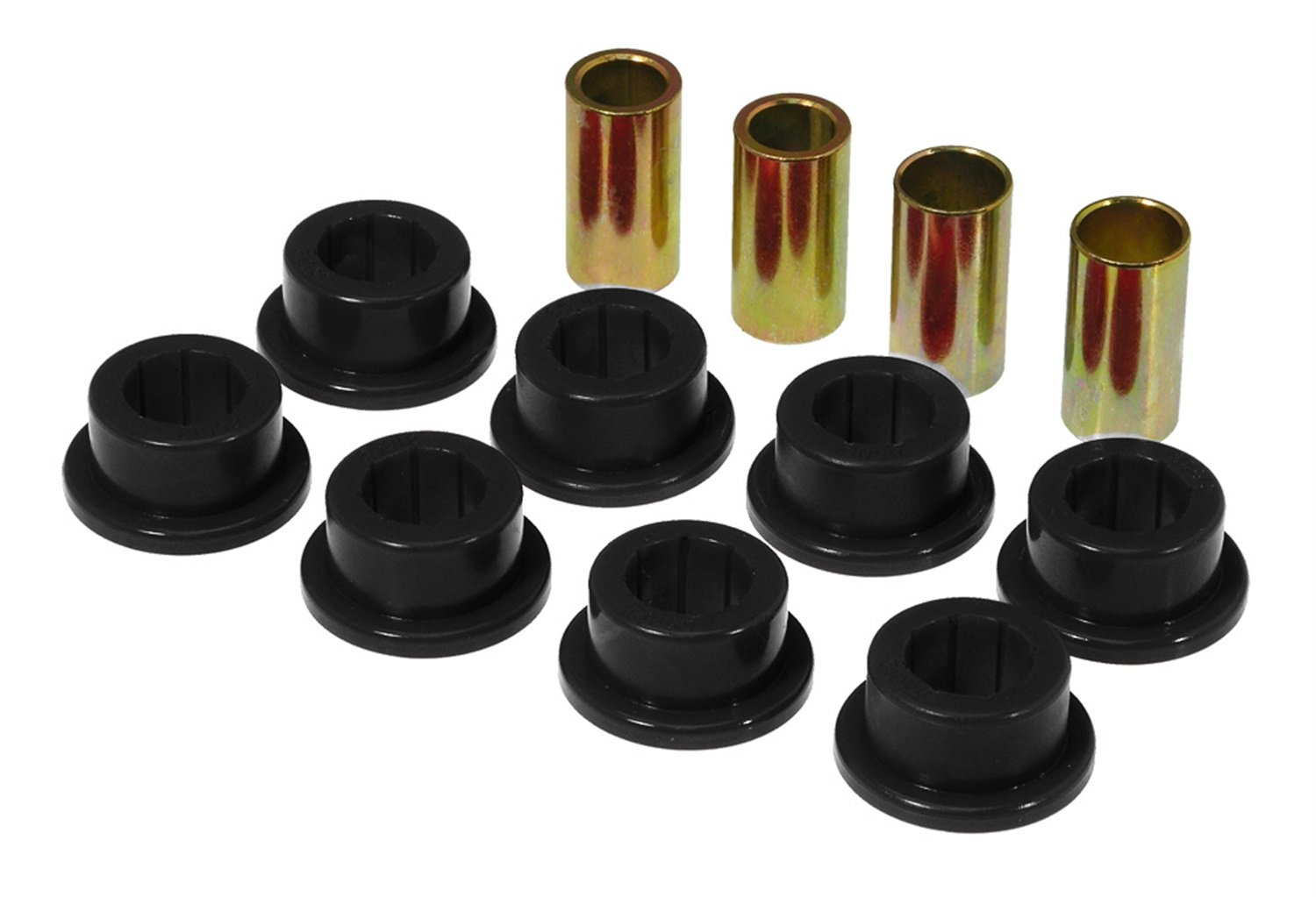 Prothane 7-1204-BL Black Rear Strut Rod Bushing Kit
