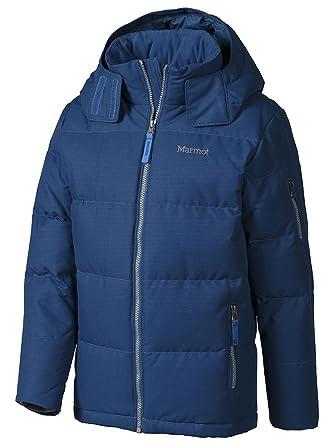 Amazon.com  Marmot Boys  Vancouver Jacket (Little Big Kids)  Clothing 59eda5883