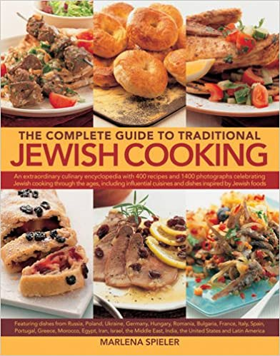 Download The Complete Guide To Traditional Jewish Cooking PDF, azw (Kindle)