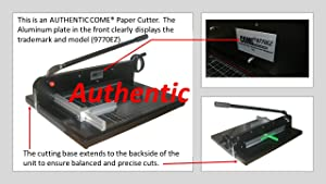Paper Cutter Authentic COME 9770EZ Paper Cutter 19Inch A2 19