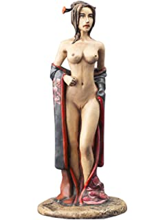 Nude girls and action figures