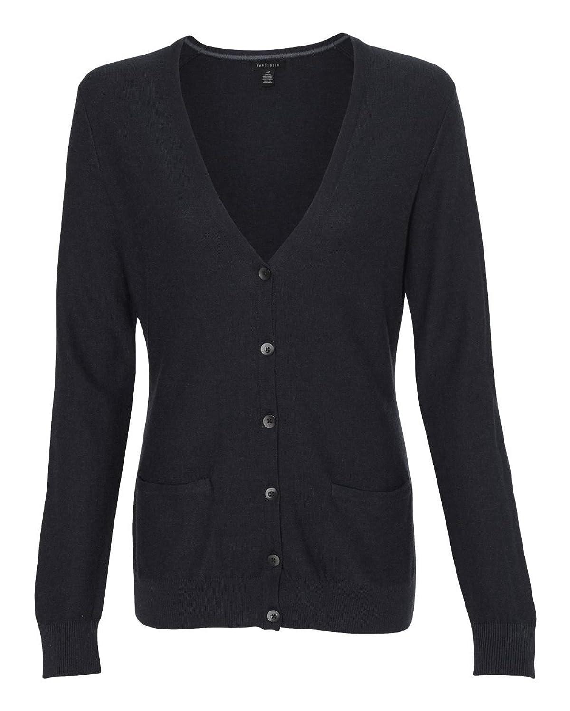 Van Heusen-Women's Cardigan Sweater-13VS007 at Amazon Women's ...
