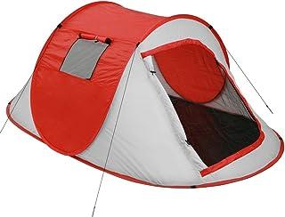 Jago - Tente de Plage Camping Instantanée Pop-up pour 2 personnes avec Protection UV FF Europe 62662