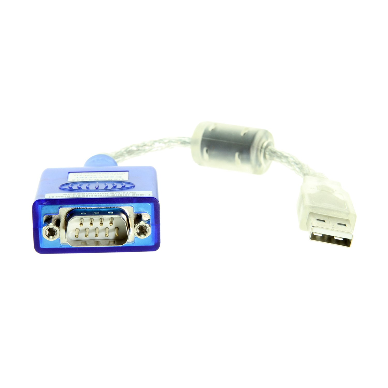 Gearmo Windows 7 8 And 10 Compatible Usb Serial Adapter Working Of Ft232 Chip To Uart Converter Gadgetronicx Ftdi Rs232 Db 9 920k With Tx Rx Led Computers Accessories