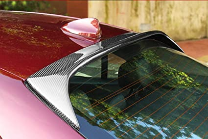 Eppar New Carbon Fiber Rear Trunk Spoiler for ALFA Romeo Giulia 2016-2019 1PC