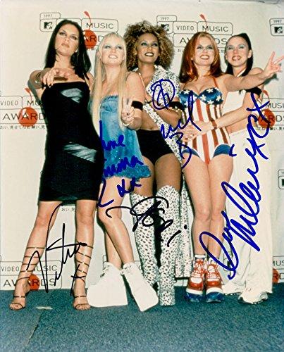 Spice Girls (Victoria Beckham, Melanie Brown, Emma Bunton, Melanie Chisholm, ...