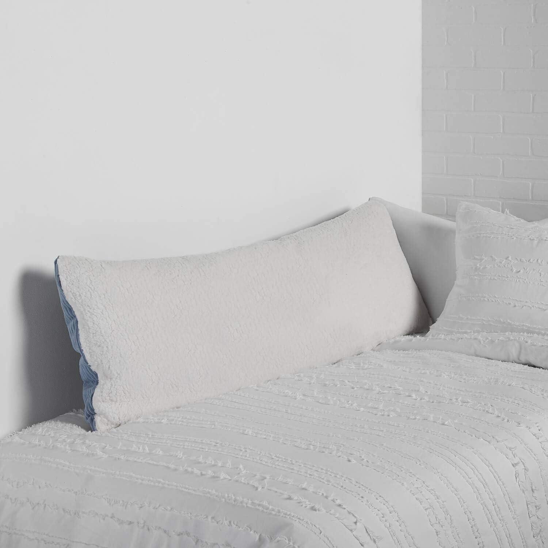 Dormify Cozy Cord Body Pillow Cover
