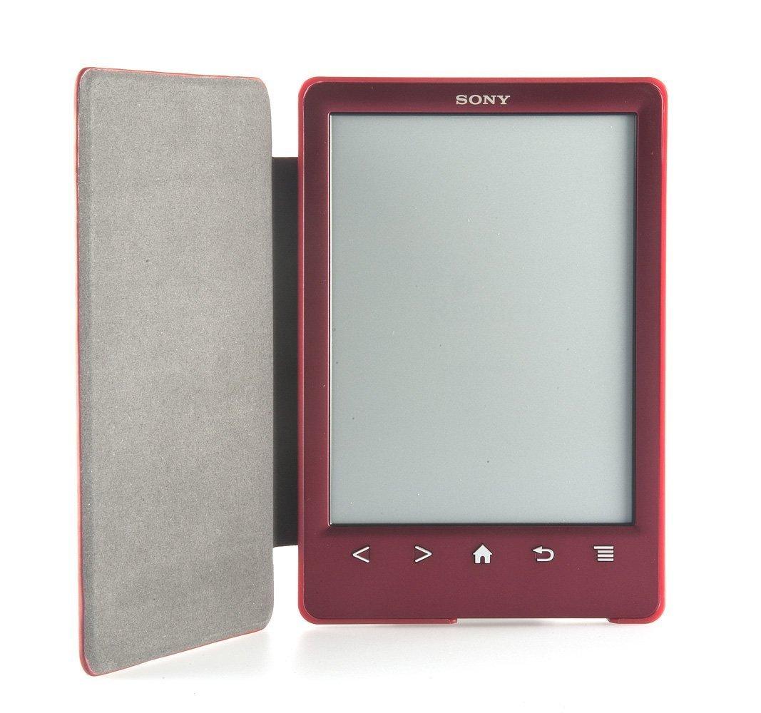 Odyssey OCS004RD Folio Rojo funda para libro electrónico: Amazon ...