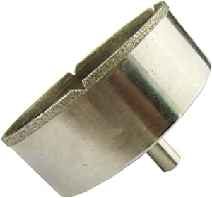 8 piezas juego de herramientas de broca de sierra para vidrio//azulejos//cer/ámica//m/ármol//corte de cer/ámica Broca de sierra de diamante para vidrio