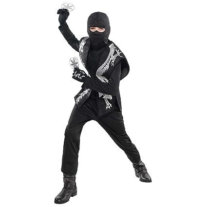 Amazon.com: amscan Costume Ninja Accessory Set - Child ...