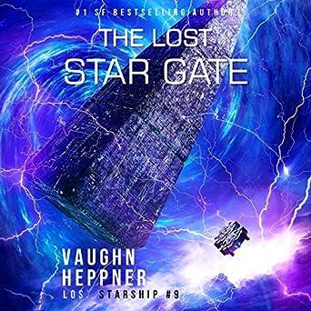 The Lost Starship, Book 9- Vaughn Heppner  - Vaughn Heppner