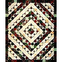 Happy Stash Quilts Braided World Quilt Pattern