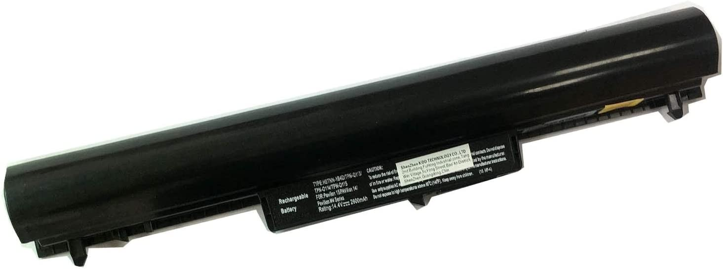 Etechpower Replacement Battery for HP Pavilion TouchSmart 15-b150us 15-b153cl 15-b154nr 15-b156nr Replacement Battery 14.4V 2200mAh 695192-001 HSTNN-YB4D