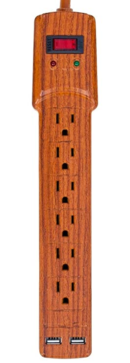 The 8 best wood grain power strip