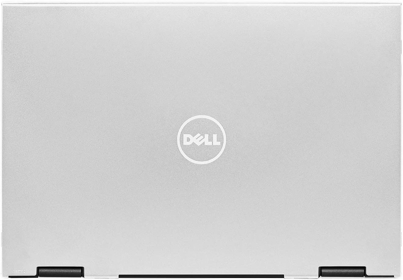 "mCover Hard Shell Case for 13.3"" Dell Latitude 13 3390 2-in-1 Business Laptop Computers Released After Jan. 2018 (NOT Compatible with Other Dell Latitude Computers) (Clear)"