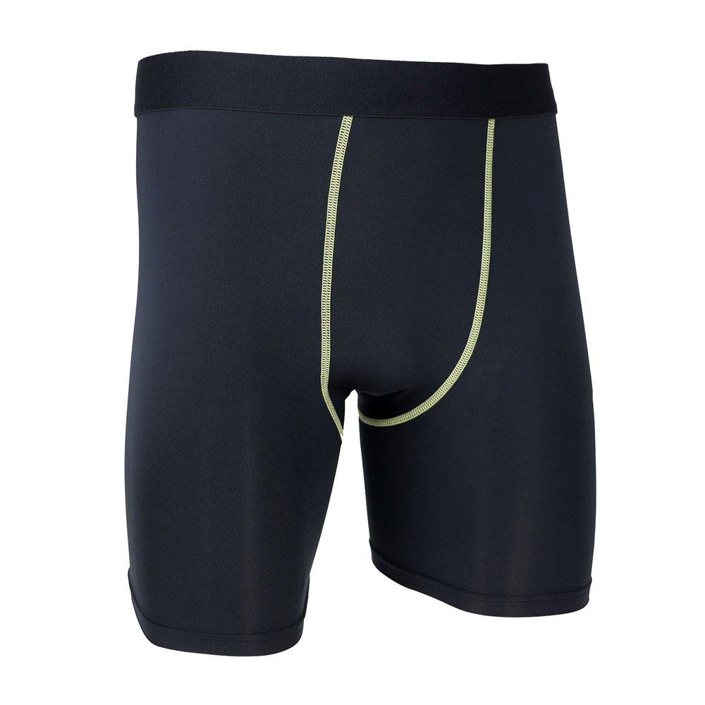 docooler Men Compression Tight Base Layer Underwear Cycling Running Fitness Football Soccer Basketball Shorts