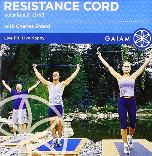 Resistance Cord Workout Charles Shand