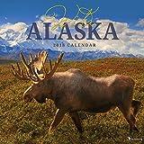 2018 The Wild Alaska Wall Calendar
