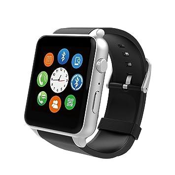 ZCPWJS Pulsera Inteligente Bluetooth Smart Watch Android ...