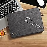 NIDOO 14 Inch Laptop Sleeve Water-Resistant